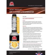 DPF CLEANER & REGENERATOR
