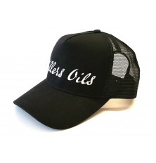 Czapeczka Millers Oils TRUCKER CAP Retro