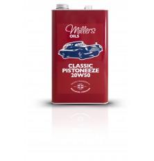 Millers Oils Classic Pistoneeze 20w50 5L widok z przodu