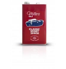 Millers Oils Classic Sport 20w50 5L