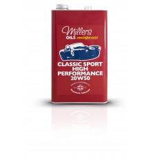 Millers Oils Classic Sport High Performance 20w50 5L