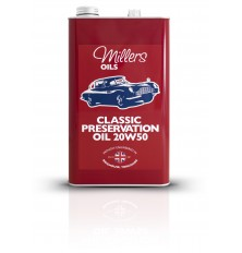 CLASSIC PRESERVATION OIL 20w50