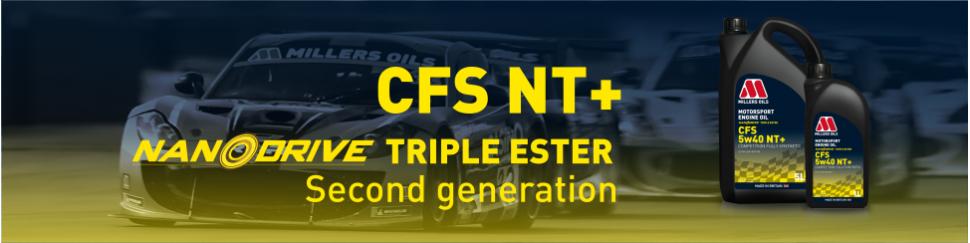 CFS NT+ z technologią NANODRIVE